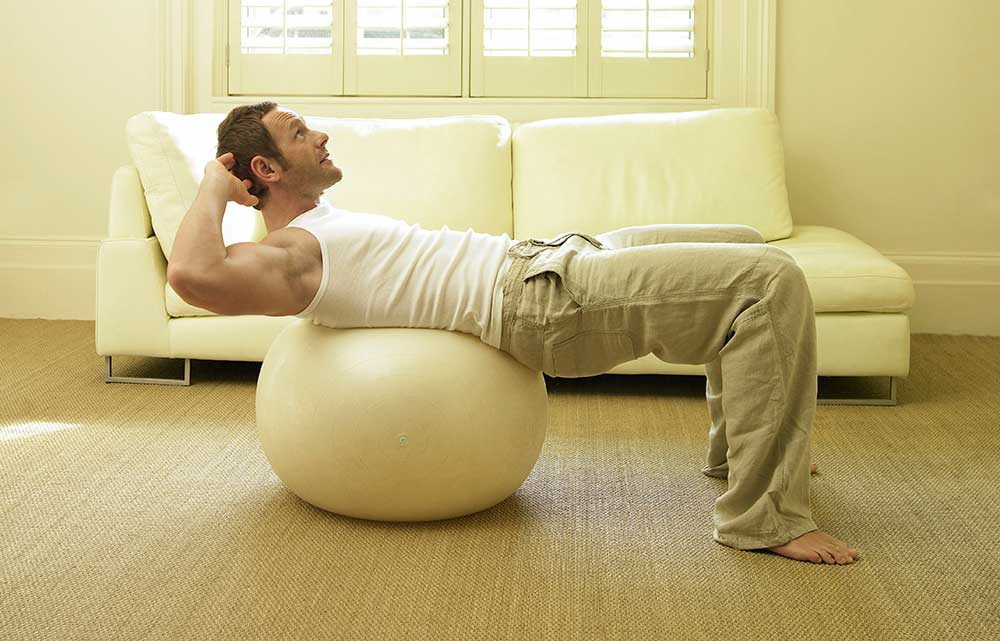 Core belly workout you can do in your apartment