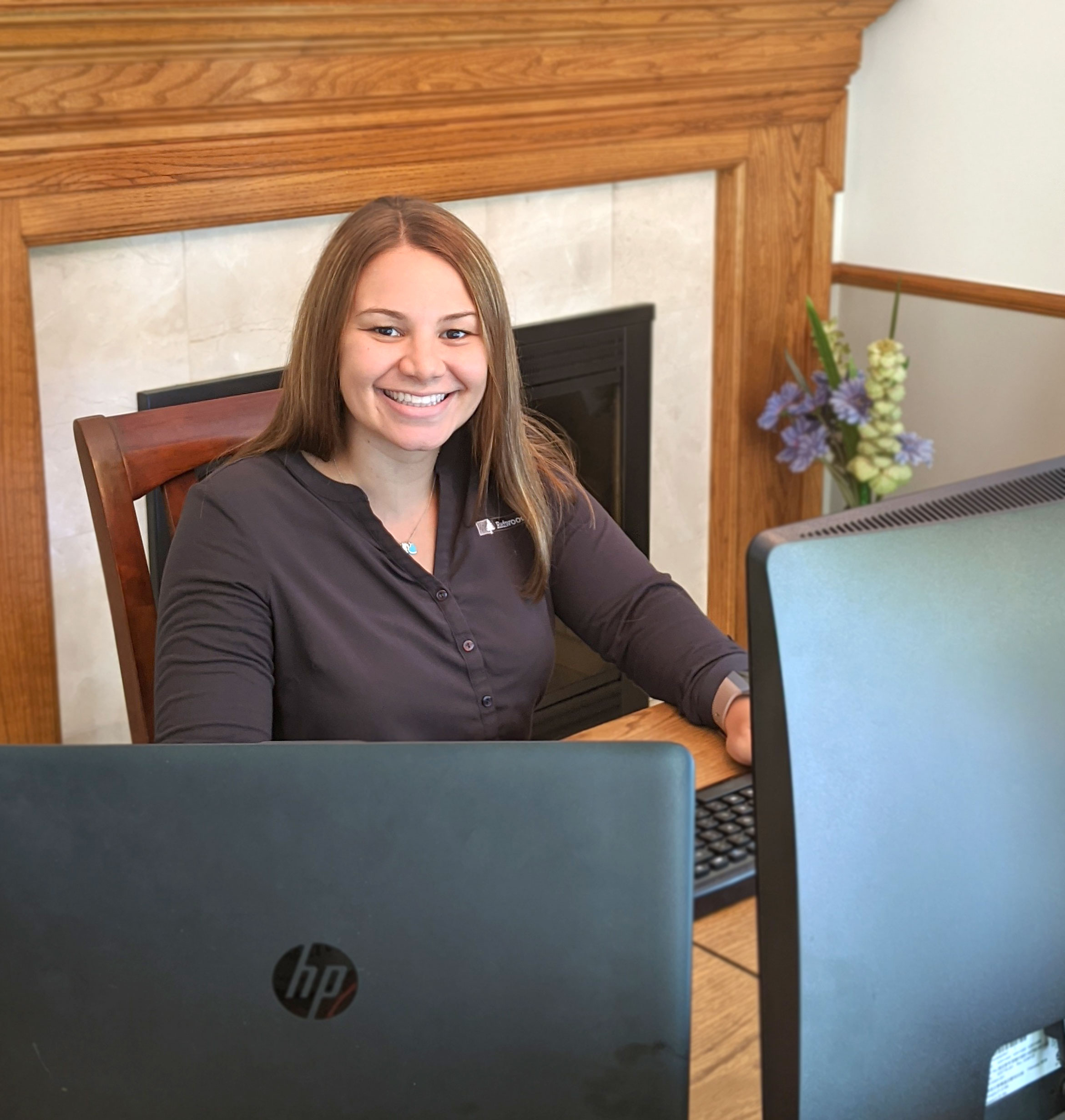 Dominique Hall, Financial Analyst and former Redwood intern