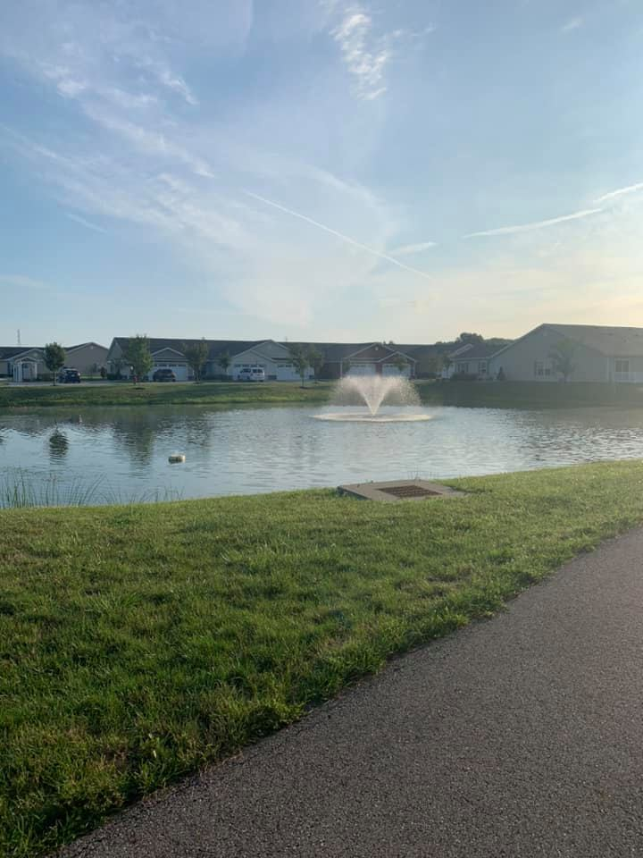 Redwood Canal Winchester Ohio Apartment Rentals Walking Path Residents