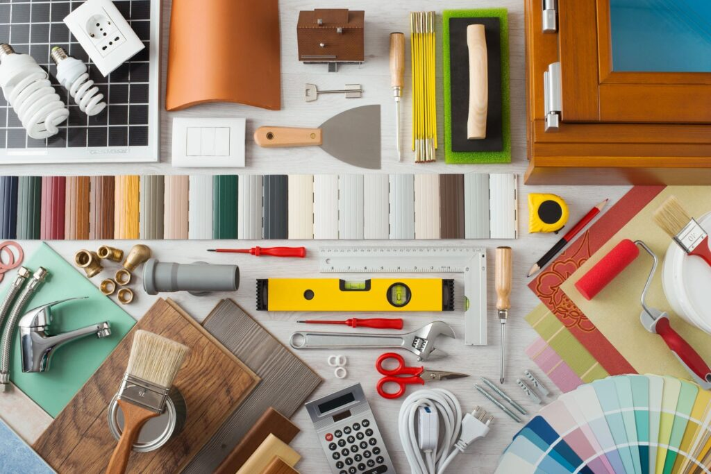 short term lease for big home renovations projects