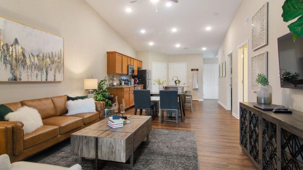 Explore a Redwood Apartment via Virtual Tour