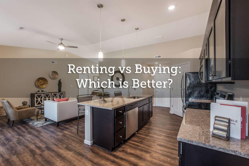 Renting vs Buying - martha's story