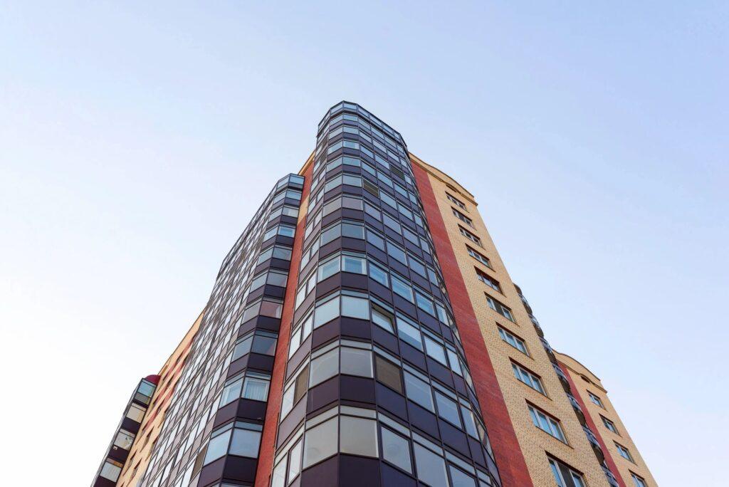 high rise urban apartment rentals