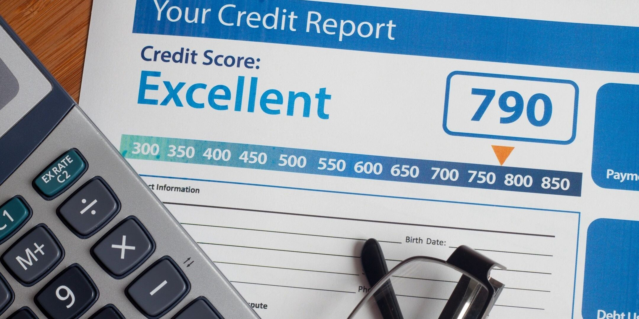 credit reporting and renting
